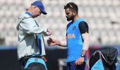 ICC Cricket World Cup: Lineup changed due to injury (part 1)
